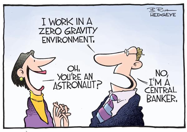 central banker cartoon