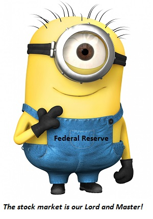 Federal Reserve Minion