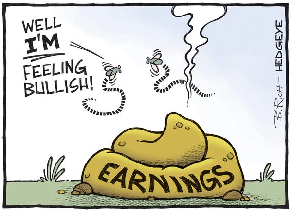 earnings stink cartoon
