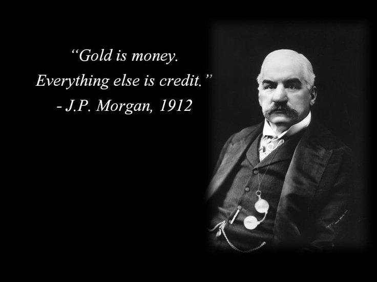 J. P. Morgan, 1912