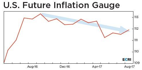 U. S. future Inflation Gauge