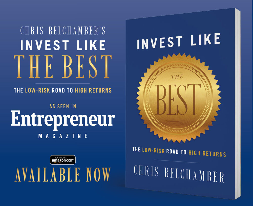 Invest Like the Best by Chris Belchamber Available on Amazon