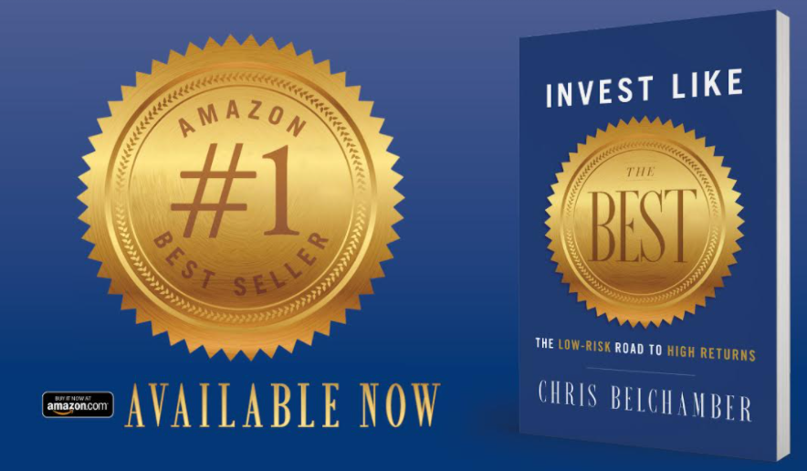 Invest Like the Best by Chris Belchamber is an Amazon #1 Bestseller